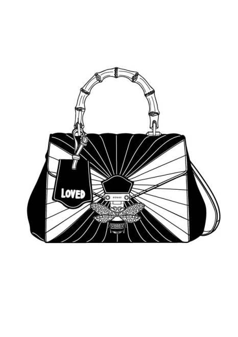 Luxury bag, Gucci