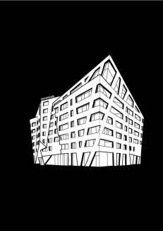 Sapphire, Daniel Libeskind