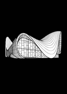 Haydar Aliyev Centre, Zaha Hadid Architects