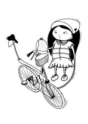 Zegina-in-bici